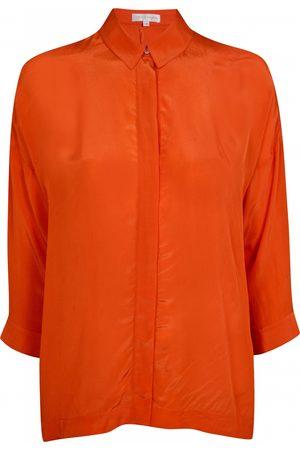 Uzma Bozai Malih Shirt - Flame Viscose