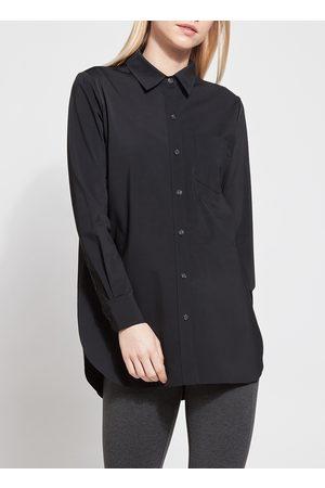Lysse Lyss Schiffer Button Down Shirt