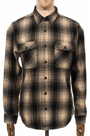 Brixton L/S Bowery Flannel Shirt