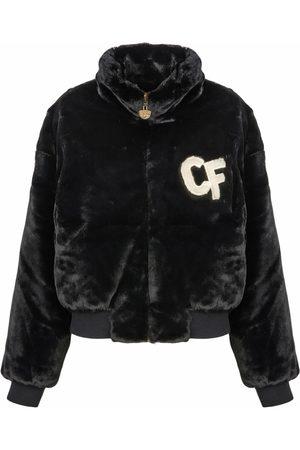 Chiara Ferragni Bomber fur jacket