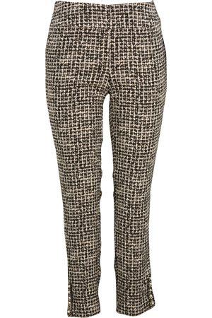 Up Pants 66576 Techno Side Split Pull On Trouser - Chanel
