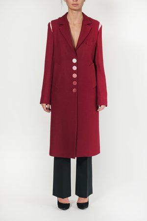 MARCO DE VINCENZO Women Jackets - Cappotto monopetto