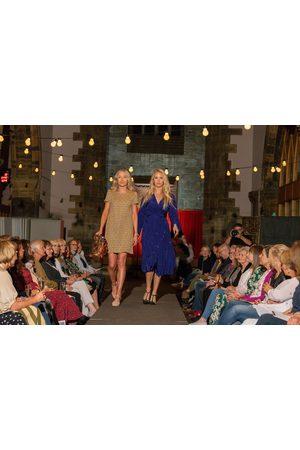 iBlues Breda Jersey Dress in Beige