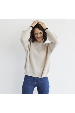 Cove Robina wool cashmere jumper