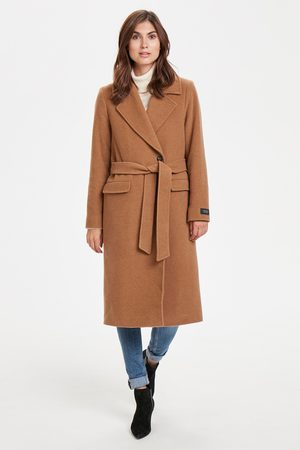 Part Two Tobacco Coat