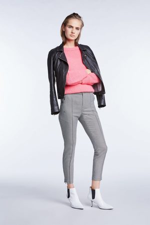 SET Houndstooth Suit Trousers