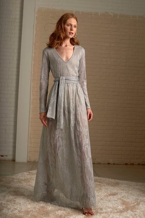 CECILIA PRADO Maite Maxi Knit Dress