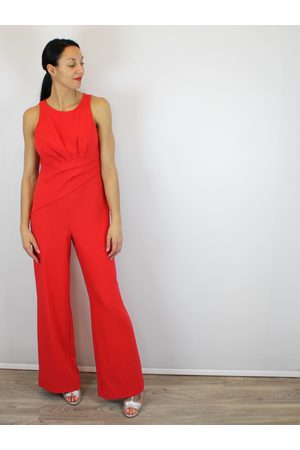 Adrianna Papell Wide Leg Jumpsuit