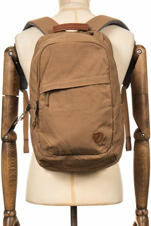 Fjällräven Fjallraven Raven 20L Backpack - Dark Sand Colour: Dark Sand