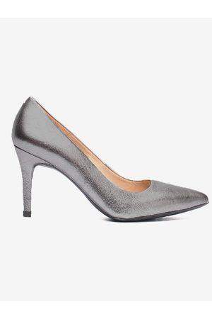 unisa Court Shoe Pointed Toe