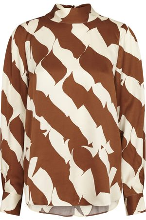 Second Female Distance Blouse - Tortoise Shell