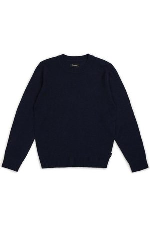 Brixton Wes Sweater - Navy