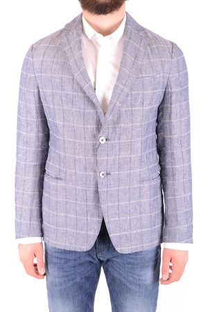 Emporio Armani Men Blazers - Blazer in