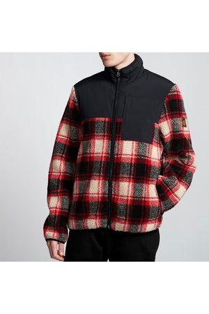Element Abenaki Zip Fleece Jacket - Black/