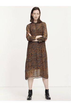 Samsøe Samsøe Women Casual Dresses - Elm Shirt Dress in Argan Moonscape