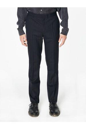 Capsul Men Jeans - Pierre Navy Stripe Wool