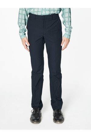 Capsul Men Jeans - Pierre Navy Seersucker Cotton