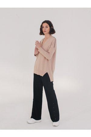 Sita Murt Crepe Trousers 595703 - Black