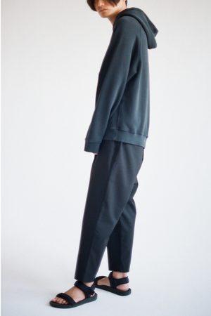 OFT 03. Heavyweight Hooded Raglan Sweatshirt / HSR100