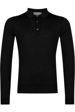JOHN SMEDLEY Belper Polo (Black)