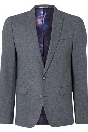 Remus Uomo Wool Jersey blend Blazer Grey Colour: Grey