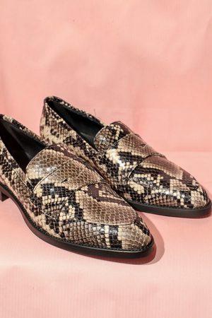 Portamento Belinda Loafers Snake