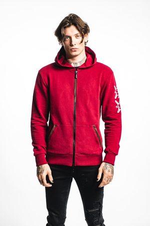 RH45 Doberman Sleeve Hoodie Colour: