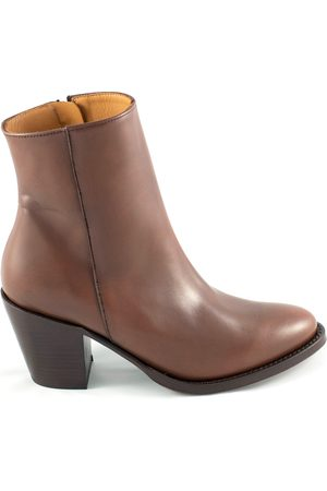 Tony Mora Palermo Cuero Ankle Boots