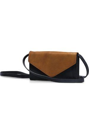 O My Bag Josephine Black/Cognac