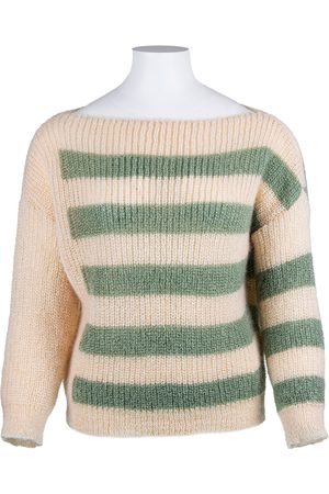 Les bo-hemiennes Jackie Off-Shoulder Sweater