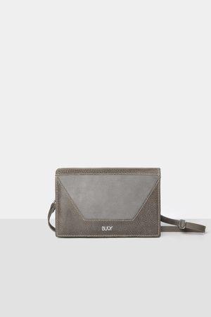 Bukvy Shikibu Wallet Bag - Silver Fittings