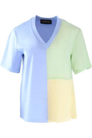 Sportmax Code Short Sleeve Top Candy Colours