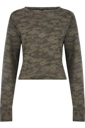 Lilybod Suzy Olive Haze Sweatshirt