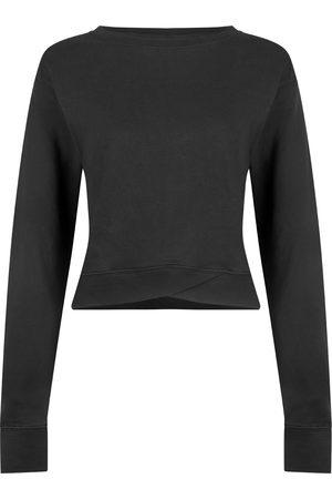 Lilybod Suzy Graphite Sweatshirt