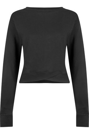 Lilybod Women Sweatshirts - Suzy Graphite Sweatshirt