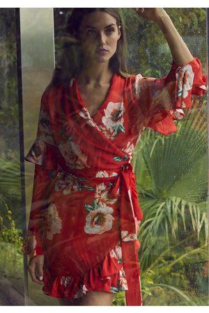 MISA Skylar Dress Poppy Floral