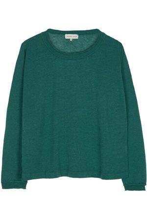 Maison Anje Lepia Sweater - Agave