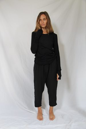 Collard Manson WDTS Pleated Trousers