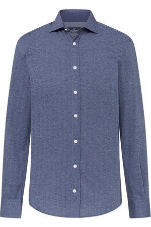 Hackett Herringbone Jersey Shirt