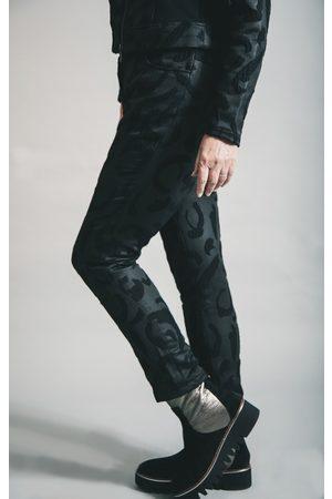 Elsewhere Clothing Women Jeans - ELSEWHERE HANTAS LAKE TROUSERS