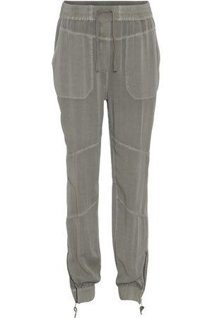 AJ117 Denver Trousers - Moss