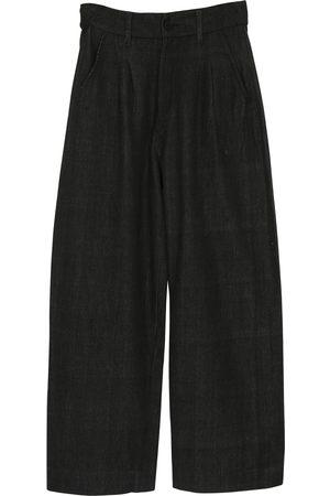 Mii Cotton Denim Trousers