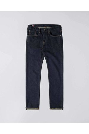Edwin Slim Tapered Kaihara Jeans, Stretch Denim, Rinsed