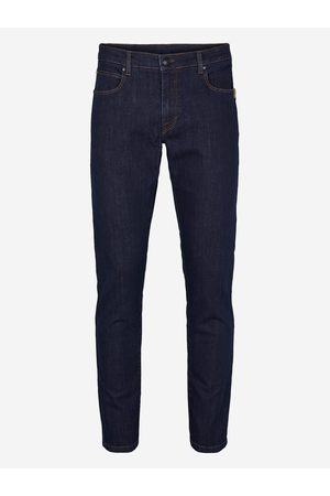 Sand Men Stretch - Burton Dark Denim Stretch Fit Jeans