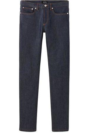 A.P.C. . Men Petit Standard Jeans - Indigo
