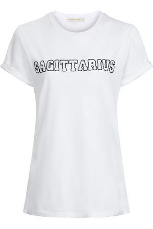 Uzma Bozai Women T-shirts - Sagittarius Zodiac T Shirt