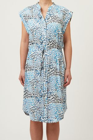 Allie & Grace Harper Shirt Dress - Print
