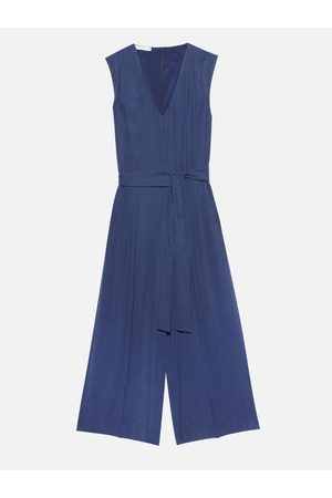 Caractere Jumpsuit in Navy 7317AO 00A5