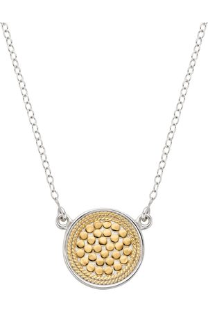 Anna Beck Reversible Disc Necklace