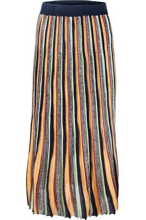 Scotch&Soda Scotch & Soda Lurex Sparkle Pleated Skirt